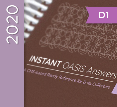 INSTANT OASIS Answers Book D1 - Spiral Bound