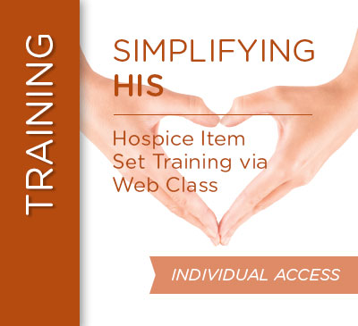 Simplifying HIS Web Class - April 23, 2019