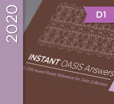 INSTANT OASIS Answers Book D1 - Perfect Bound