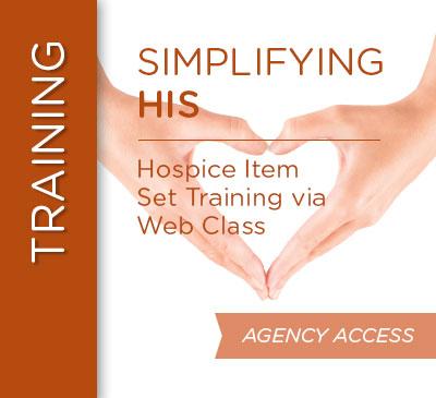 Simplifying HIS Web Class - November 12, 2019