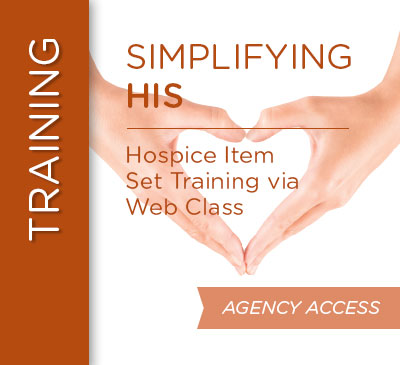 Simplifying HIS Web Class - November 12, 2019